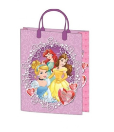 Disney Princess luxe cadeau tasje Magical Moments Await  25 x 18,5 x 8 cm.