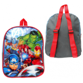 Avengers rugzak 29 cm.