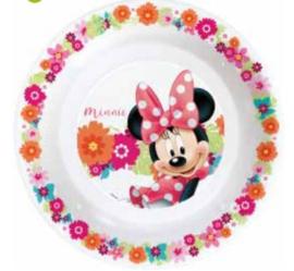 Disney Minnie Mouse melamine diep bord