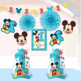 Disney Mickey Mouse 1e verjaardag versierset