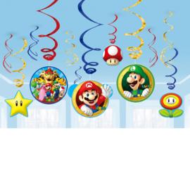 Super Mario Bros draaislingers