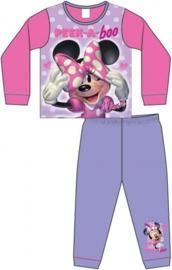 Disney Minnie Mouse pyjama Peek-A-Boo mt. 92