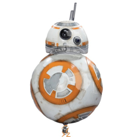 Star Wars BB8 folieballon 85 x 52 cm.