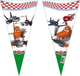 Disney Planes snoep puntzak 20 x 40 cm. 10 st.