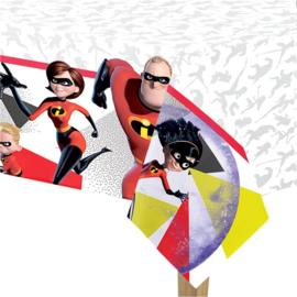 Disney The Incredibles 2 tafelkleed 120 x 180 cm.