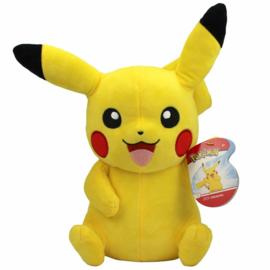 Pokémon knuffel Pikachu 30 cm.