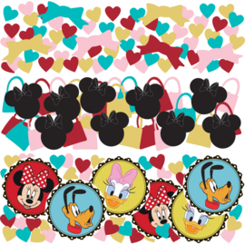 Disney Minnie Mouse confetti 34 gr.