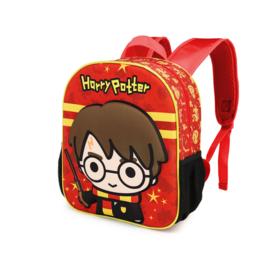 Harry Potter 3D rugzak  31 x 27 x 11 cm.