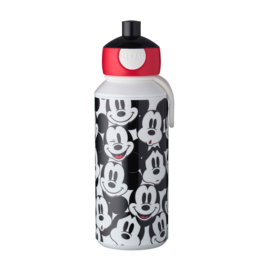 Disney Mickey Mouse Mepal pop-up drinkfles 400 ml.