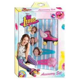 Disney Soy Luna accessoires set 5-delig