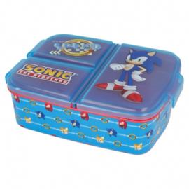 Sonic The Hedgehog lunchbox 3-vaks