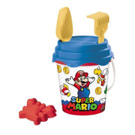 Super Mario Bros strandset 6-delig