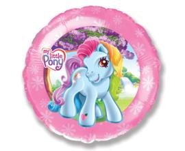 My Little Pony folieballon Rainbow Dash ø 45 cm.