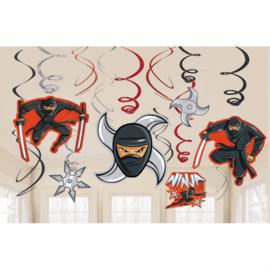 Ninja feestartikelen