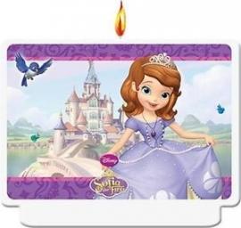 Disney Sofia the First verjaardagskaars