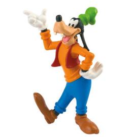 Disney Goofy taart topper decoratie 8,5 cm.