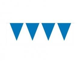 Vlaggenlijn blauw 10 mtr.