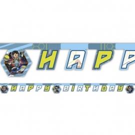 Disney Miles From Tomorrow happy birthday slinger