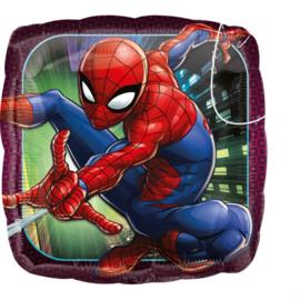 Spiderman folieballon Animated 43 cm.