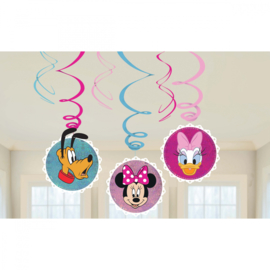 Disney Minnie Mouse and friends draaislingers 3 st.