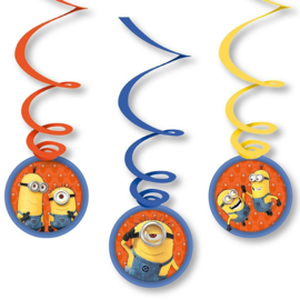 Minions draaislingers party