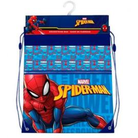 Spiderman gym- zwemtas 42 x 35 cm.
