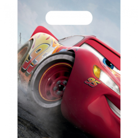 Disney Cars The Legend of The Track traktatie zakjes 6 st.
