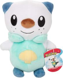 Pokémon knuffel Oshawott 20 cm.