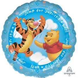 Disney Baby Winnie de Poeh folieballon boy ø 43 cm.