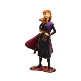 Disney Frozen 2 Anna taart topper 10 cm.
