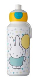 Nijntje Mepal pop-up drinkfles 400 ml.