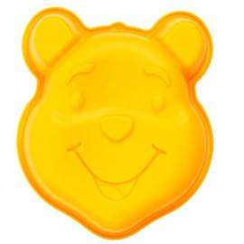 Disney Winnie de Poeh siliconen bakvorm 18 x 20 cm.