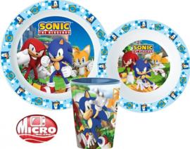 Sonic The Hedgehog ontbijtset 3-delig A