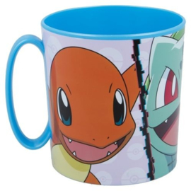 Pokémon kunststof mok 430 ml.