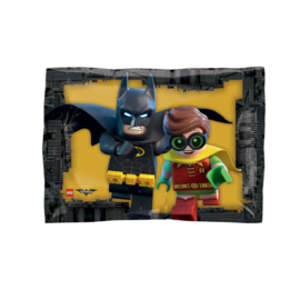 Lego Batman folieballon 40 x 30 cm.