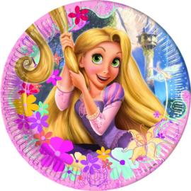 Disney Rapunzel taart en cupcake decoratie