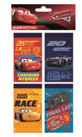 Disney Cars uitdeel notitieboekjes 8 st.