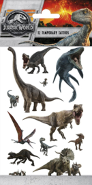 Dinosaurus tattoos Jurassic World