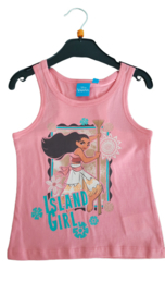 Disney Vaiana singlet Island Girl mt. 98