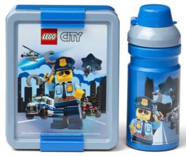 Lego City politie lunchset