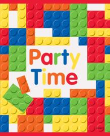 Lego Building Blocks traktatiezakjes 8 st.