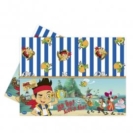 Disney Jake en de Nooitgedachtland piraten tafelkleed 120 x 180 cm.