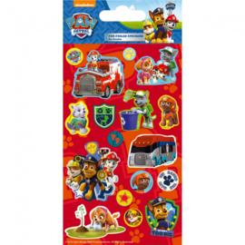 Paw Patrol herbruikbare stickers B