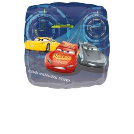 Disney Cars 3 folieballon 2-sided design ø 43 cm.