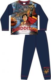 Harry Potter pyjama Quidditch mt. 116