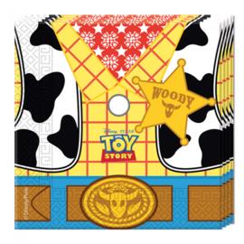 Disney Toy Story servetten Star Power 33 x 33 cm. 20 st.
