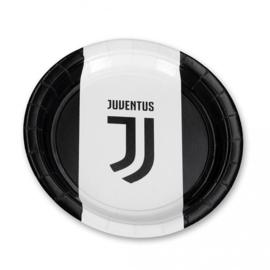 Juventus gebakbordjes ø 18 cm. 8 st.