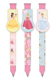 Disney Princess uitdeel pennen 3 st.