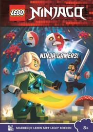 LEGO Ninjago leesboek Ninja-Gamers!