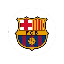 FC Barcelona taart decoratie
